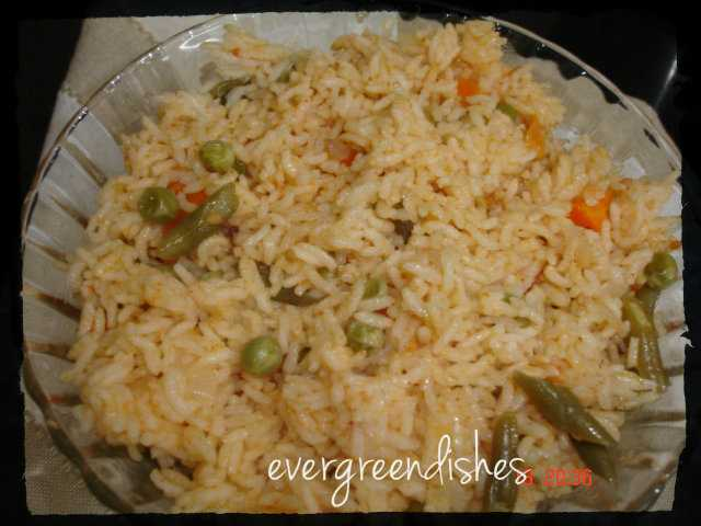 Tomato rice  Tomato rice Tomato rice ready