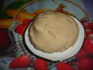 firm dough  Making of Puri in steps DSC03037 300x225