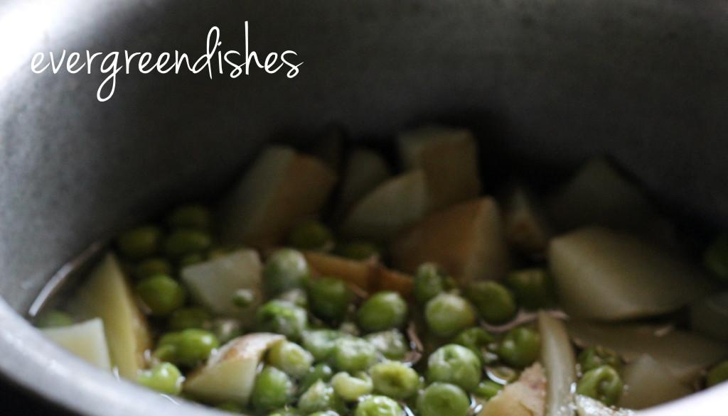 boiled veggies  Masala Bhath MB5 1024x586