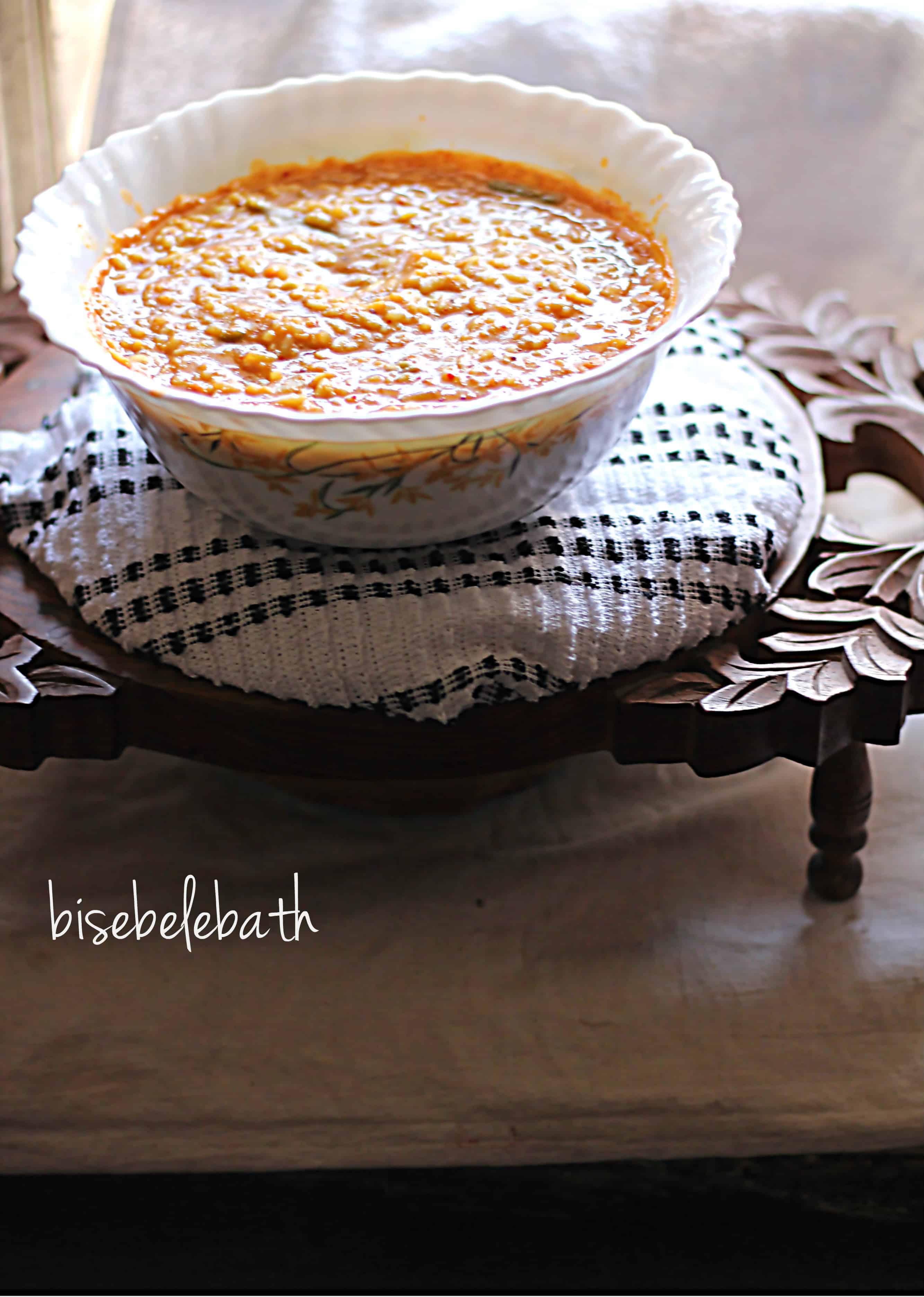 bisebelebath bisebelebath Bisebelebath, popular karnataka recipe bisebelebath1