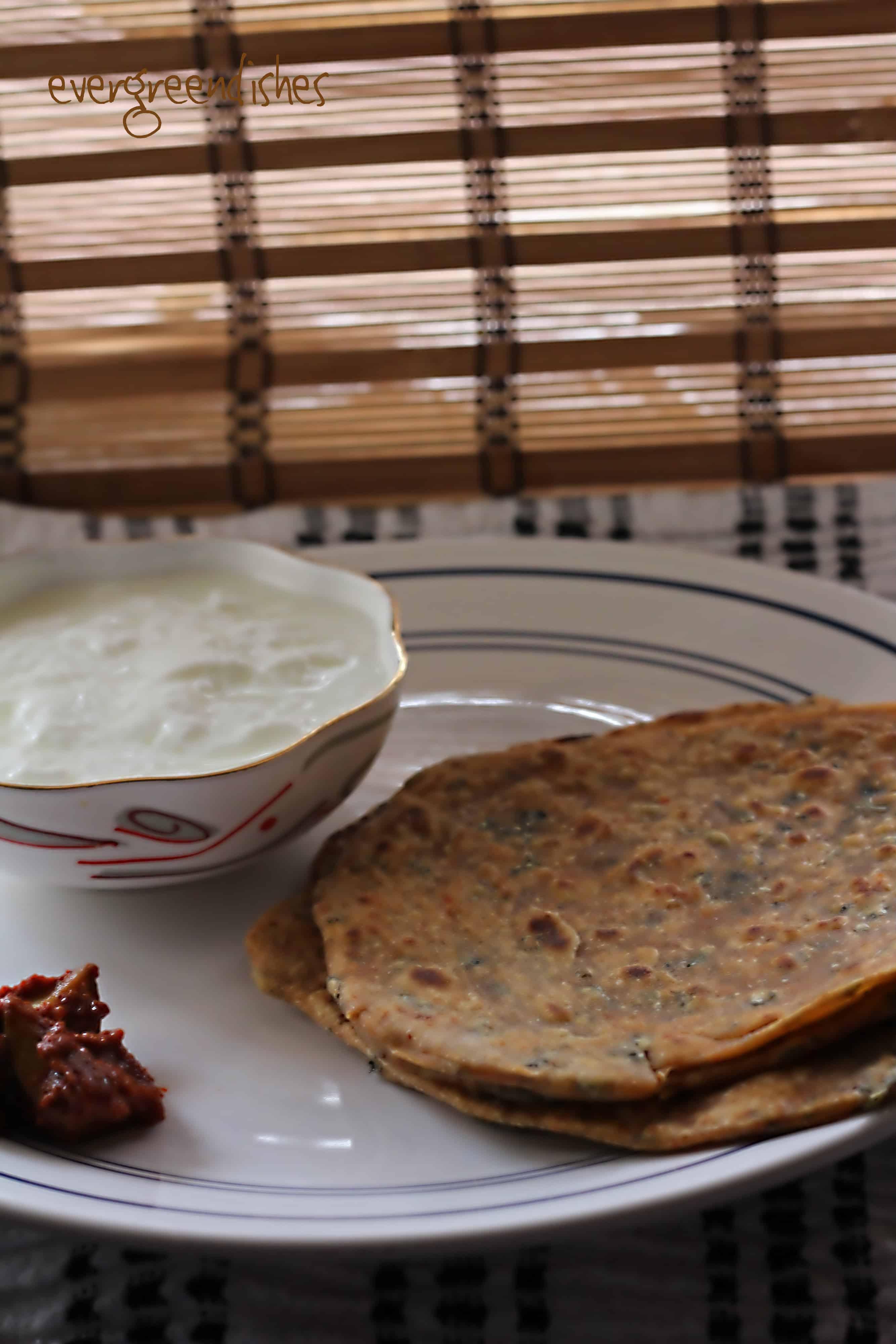 mint paratha mint paratha, pudina paratha Mint paratha, pudina paratha in steps mint paratha10
