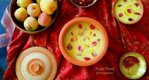 peach phirni [object object] Mega Diwali Collection peach phirni poonambachhav 300x161