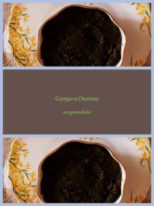 Gongura chutney  Gongura chutney/ Pundi chutney / Sorrel leaves cooking Gongura chutney 3 225x300