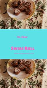 No Bake Swiss Roll no bake swiss roll No Bake Swiss Roll Swiss Roll 161x300