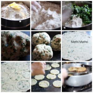 methi mathri methi mathri Methi Mathri / how to make mathri  in steps Collage methi mathri 300x300